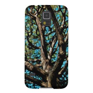 Capinhas Galaxy S5 Ramos de carvalho