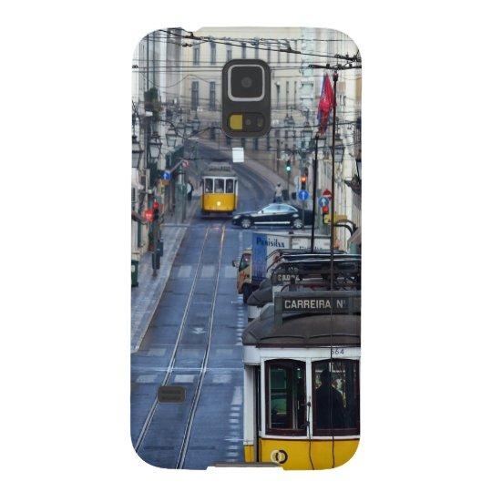 Capinhas Galaxy S5 Tram 28, Lisbon, Portugal