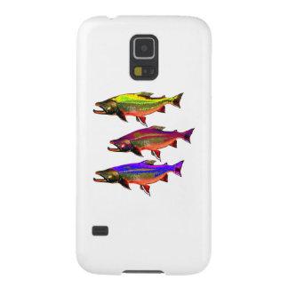 Capinhas Galaxy S5 Uma cauda colorida