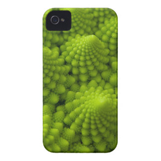 Capinhas iPhone 4 Vegetal do Fractal dos brócolos de Romanesco