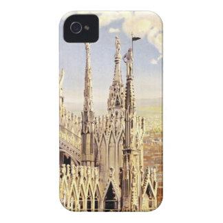 Capinhas iPhone 4 Viagem de Milão do vintage