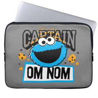 Capitão Biscoito Monstro Capas Para Laptop