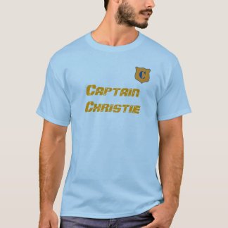 Capitão Christie Tshirts