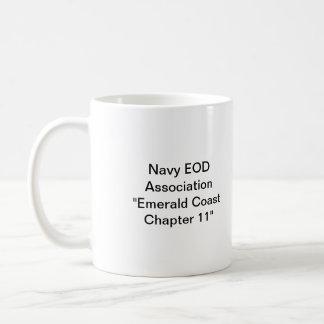Capítulo 11 da associação do EOD do marinho Caneca