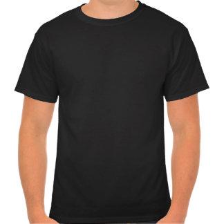cara assustador da abóbora camiseta
