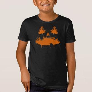 Cara da abóbora t-shirts