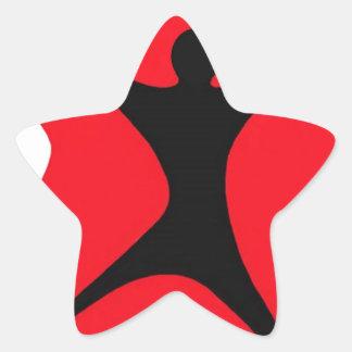 Cara de Absract Adesito Estrela