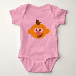 Cara do bebê de Ernie Camiseta