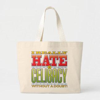 Cara do ódio do celibato bolsa para compra