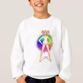 caráter do Anime 3D T-shirt