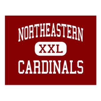 - Cardeais - católico do nordeste - Rochester Cartão Postal