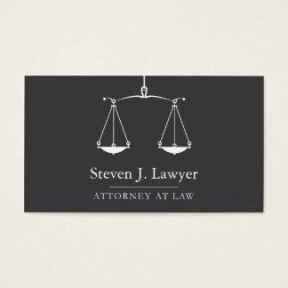 cardsimple do advogado   cartão de visitas