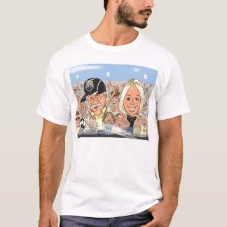 Caricatura de Megan T-shirt