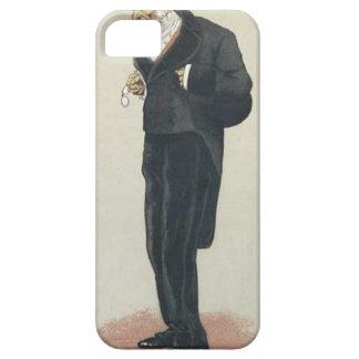 Caricatura de William Bathurst, 5o conde Bathurst Capa Barely There Para iPhone 5