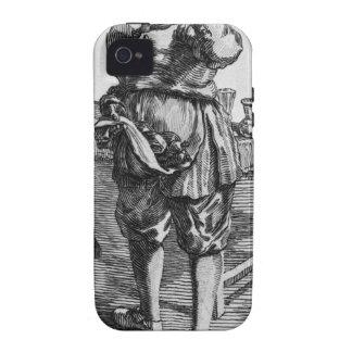 Caricatura de Zabaglia de Nicholas, o reverendo Capa Para iPhone 4/4S