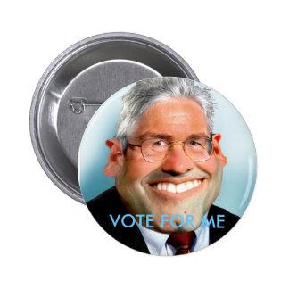 caricatura do botão 3D Pins