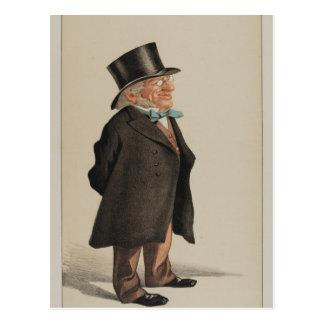 Caricatura dos homens políticos No.1310 do senhor Cartão Postal