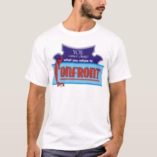Caricatura e citações camiseta