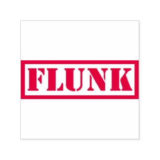 Carimbo Auto Entintado Impressionante Flunk o selo