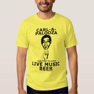 carl-um-palooza t-shirt