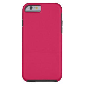 Carmesins Capa Tough Para iPhone 6