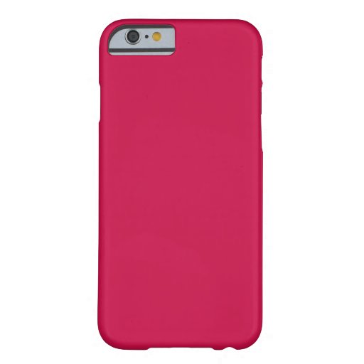 Carmesins Capa iPhone 6 Barely There