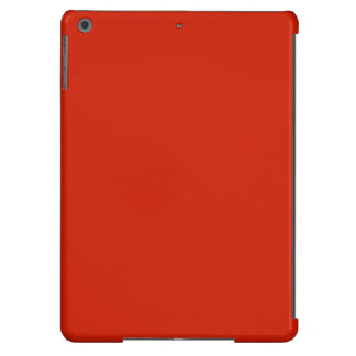Carmesins Capa Para iPad Air
