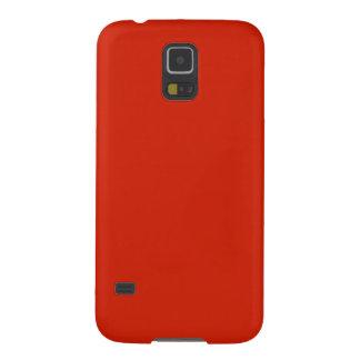 Carmesins Capas Par Galaxy S5