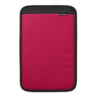 Carmesins Bolsa De MacBook Air