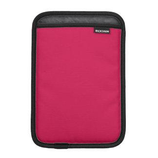 Carmesins Sleeve Para iPad Mini