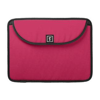 Carmesins Bolsa Para MacBook
