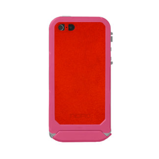 Carmesins Textured Capa Incipio ATLAS ID™ Para iPhone 5