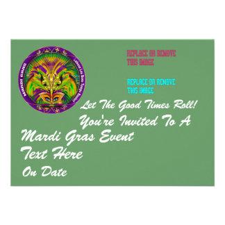 Carnaval 4 5 x 6 25 paisagem convites