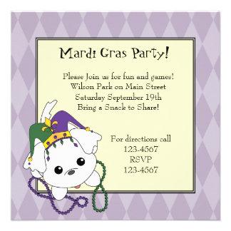 Carnaval Clancey Convite