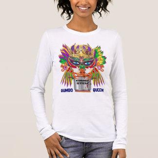 Carnaval da rainha do Gumbo todas as sugestões da Tshirt