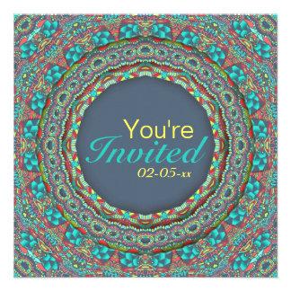 Carnaval de sorriso - azul - convites personalizado