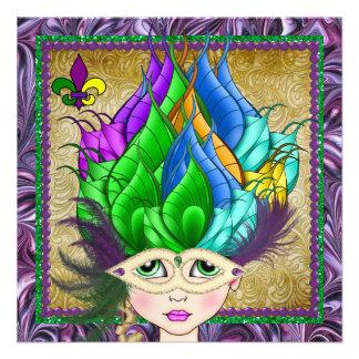 Carnaval - SRF Convite Personalizados