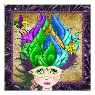 Carnaval - SRF Convites Personalizado