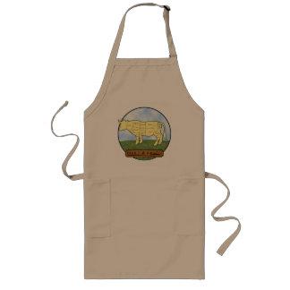 Carne da coleção | do avental do CHURRASCO de F&D