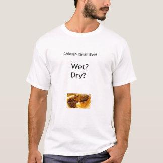 Carne do italiano de Chicago Tshirt