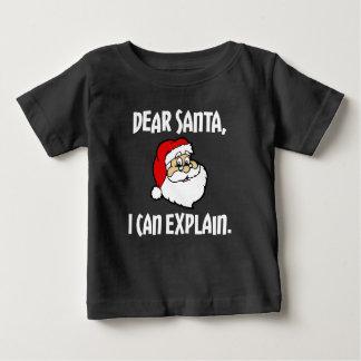 Caro papai noel eu posso explicar a camisa