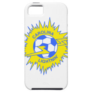 Carolina Lightnin Capa Tough Para iPhone 5