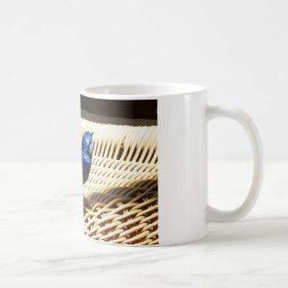 Carriça feericamente caneca de café