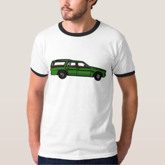 Carrinha Camiseta