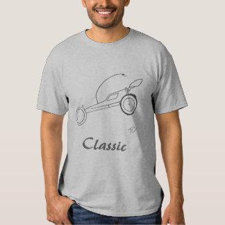 Carrinho clássico de Rc Camiseta