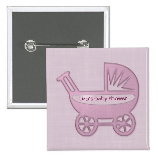 carrinho de bebê cor-de-rosa boton