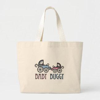 Carrinho de bebê bolsa para compras