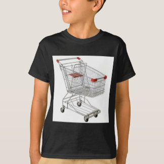carrinho de compras tshirts