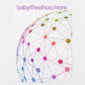 """carrinho de criança de """"baby@wahoo.mom""""/cobertura cobertorzinhos para bebe"""