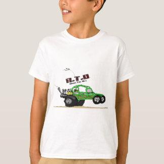 Carrinho de duna t-shirt